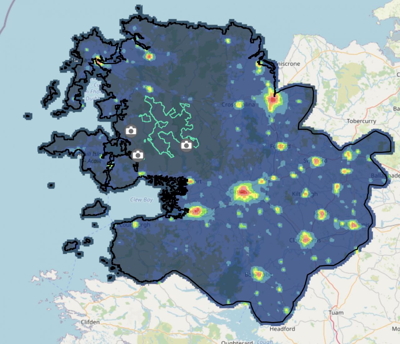 Citizen Science - Mayo Dark Skies Campaign 2021